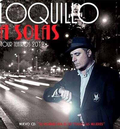 LOQUILLO - A Solas - Tour Teatros 2012