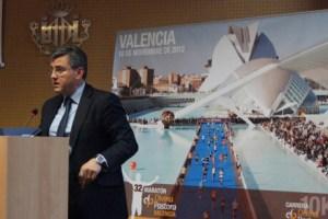 El concejal Cristóbal Grau es uno de los nuevos coordinadores en el comité del PP