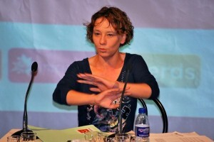 La concejal de Compromís, Pilar Soriano