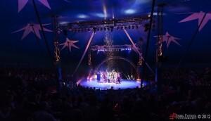 Vista general del Circo de la Plaza de Toros/isaac ferrera