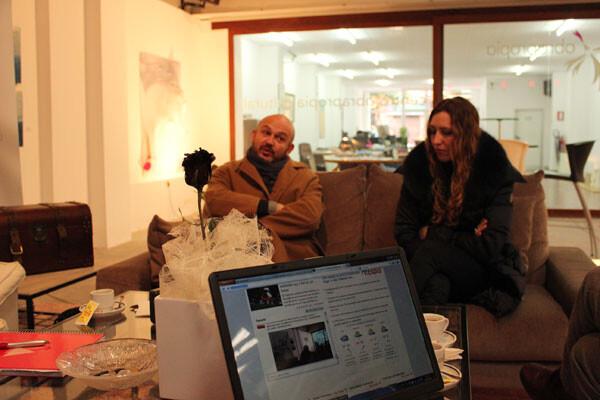 #EnClaveVLC estaba en la Red en tiempo real, apareciendo en la ventana de Twitter del diario mientras se celebraba en Obrapropia.