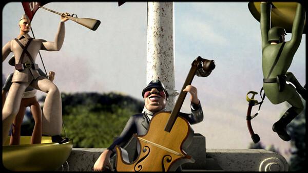 Fotograma de 'Fallas 37'. Foto: Xerea Films