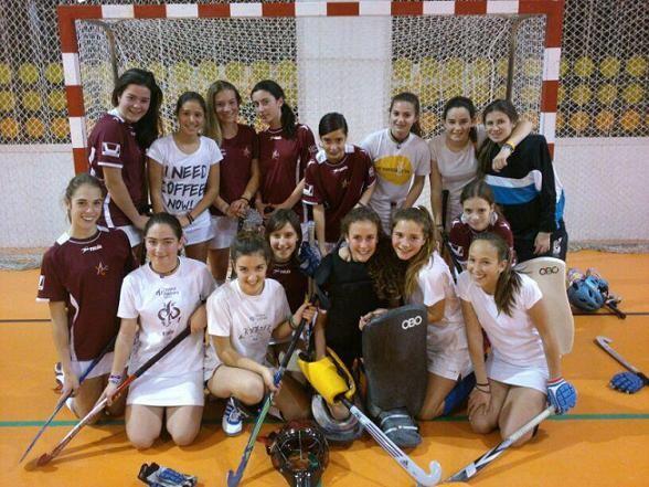 El xaloc infantil femenino participará en el campeonato de España/xaloc