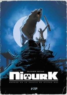Portada de 'Niourk'.