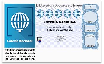 Lista oficial y premios de lotería nacional del jueves 14 de enero