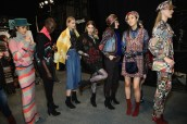 Desigual - Backstage - Fall 2016 New York Fashion Week: The Shows
