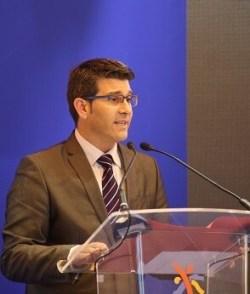 Jorge Rodríguez, presidente de la Diputación de Valencia.