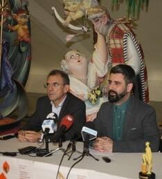 Pere Fuset presentó la exposición.