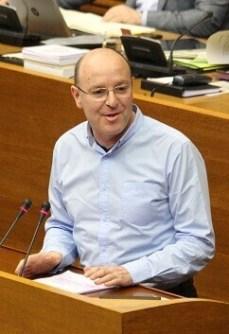 Alberto García, sindic adjunto de Ciudadanos.