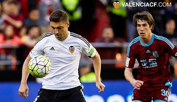 El Valencia CF arrastró una racha de malos resultados en la recta final de la Liga. (Foto-Lázaro de la Peña).