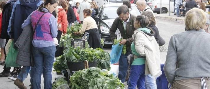 Se desplegaron operativos especiales en los mercados del Cabañal, de Jesús y de Benicalap.