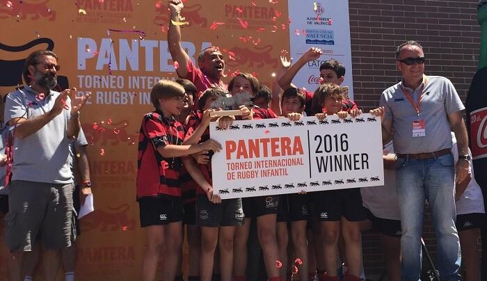 El Club CAU Valencia fue uno de los vencedores del torneo.