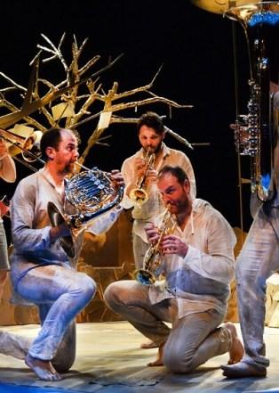 Imagen del espectáculo 'Innerland'.