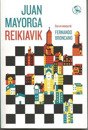 Portada de Reikiavik. Antes o después —nos recuerda Mayorga— un espectáculo entra en conflicto con la escritura en la que se basa.
