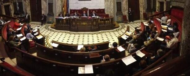 La propuesta no ha sido respaldada por los grupos de la oposición.