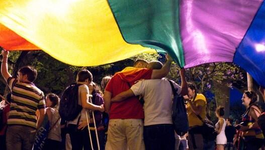 Marcha del Orgullo Gay.