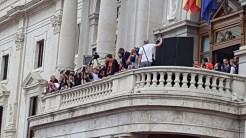 Valencia Basket celebró con su afición el primer título de la Liga Endesa (32)