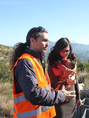 El objetivo es restaurar ocho hectáreas de bosque plantando más de 4.000 árboles, mayoritariamente encinas.