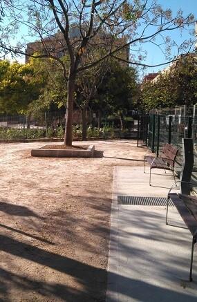 Jardín de Carolina Álvarez.