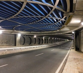 Túnel de Peset Aleixandre.