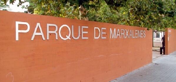 Parque de Marxalenes.