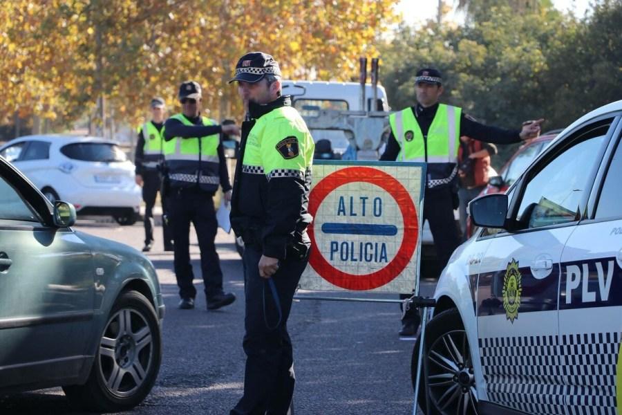 alcohol control policia local alcoholemia