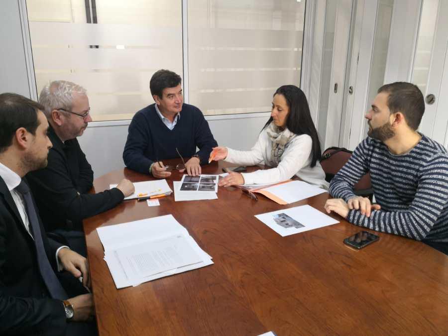 Reunión Cs Valencia-Cs Burjassot
