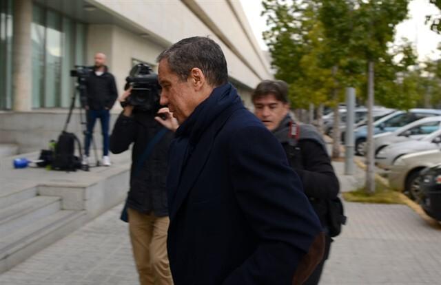 Zaplana insiste en que no participó jamás en adjudicaciones ilegales ni tiene cuentas fuera de España (1)