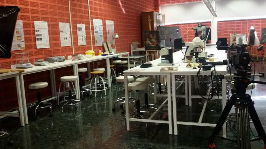 La Universitat de València pionera en el estudio del Santo Grial (1)