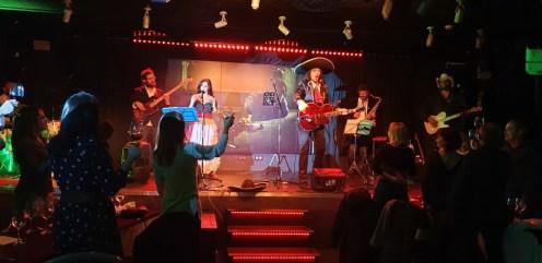 Dinner Show, en Casino Cirsa Valencia Kill Bill Bang Band 20191206_220901 (10)