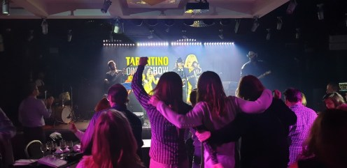 Dinner Show, en Casino Cirsa Valencia Kill Bill Bang Band 20191206_220901 (21)