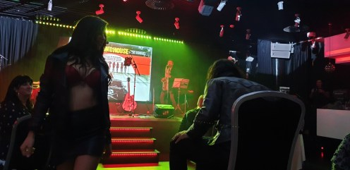 Dinner Show, en Casino Cirsa Valencia Kill Bill Bang Band 20191206_220901 (6)