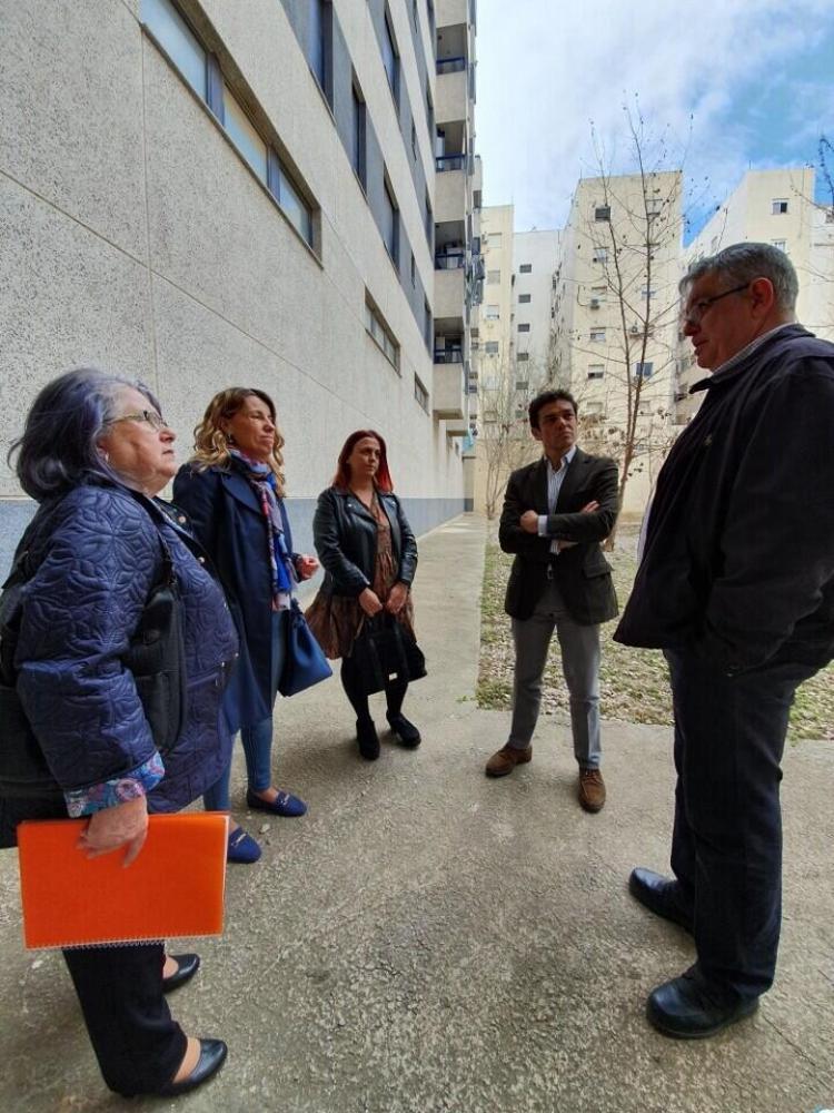1. Solar Municipal en Patio de Manzana (Calle Alquería de Benimasot) (1)