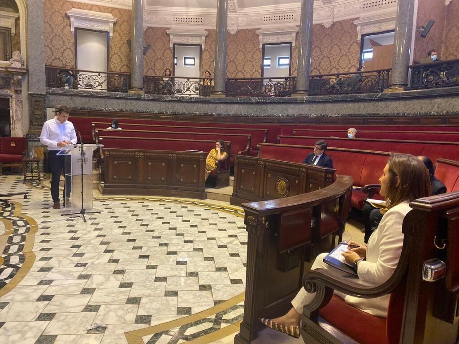 04-06-2020 FOTO CATALA COMISIÓN RECONSTRUCCION SESIONES SOCIALES (1)