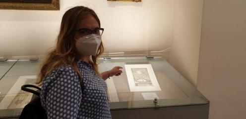 La Dra. Ana Mafé acompaña a la televisión francesa en busca de localizaciones para una grabación sobre el Santo Grial 20200706_090824 (25)