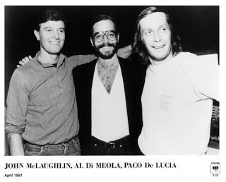John, Di Meola, Lucia