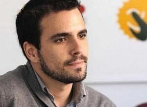 Alberto Garzon obtuvo el 75 por ciento de los votos del Consejo Político de IU.