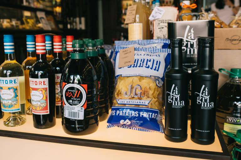 selección productos valencianos