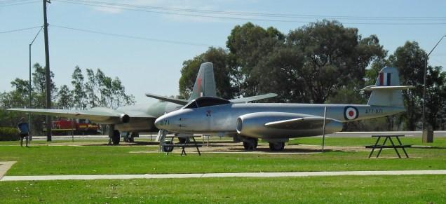 RAAF Wagga Wagga display