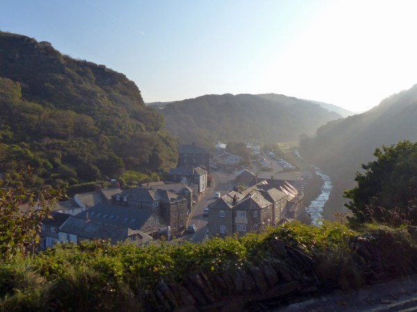 Valency Valley Boscastle