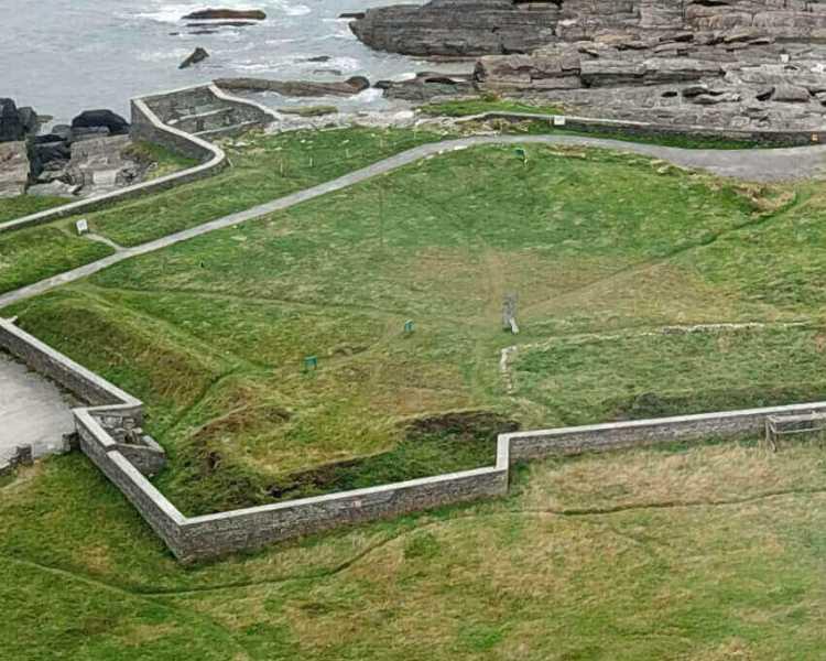 17th Century Fort @ Valentia Island Lighthouse