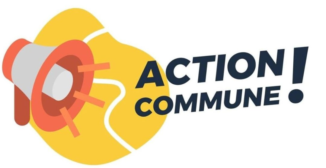 Logo Action commune !