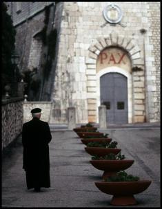 The Montecassino abbey