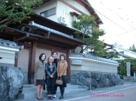 Kyoto with Friends