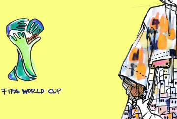 front Fifa World Cup