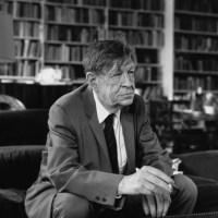 """I smell blood and an era of prominent madmen.""  ― W.H. Auden"