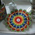 Kuchenutensilien Valentinahaekelt