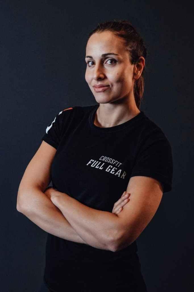 Alessia Federiconi Psicologa dello Sport