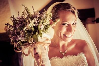 Bride Makeup Tuscany Wedding