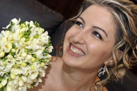 Bridal Makeup in Rome